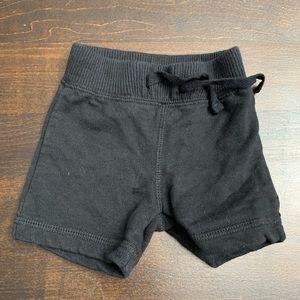 Koala Baby Black Shorts